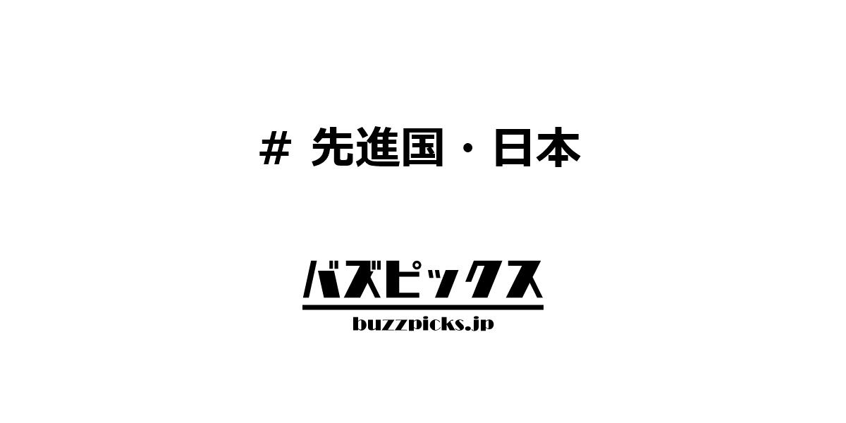 先進国・日本